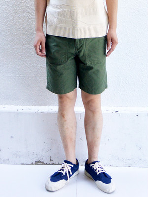 orSlow(オアスロウ) US ARMY FATIGUE SHORTS