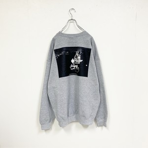 PHOTO SWEAT(GREY)
