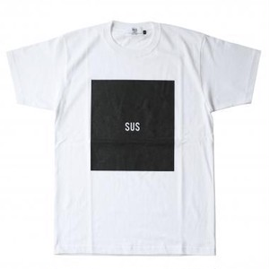 SUS BOX LOGO T-SHIRTS