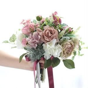 【Rental】No5 antique pink bouquet