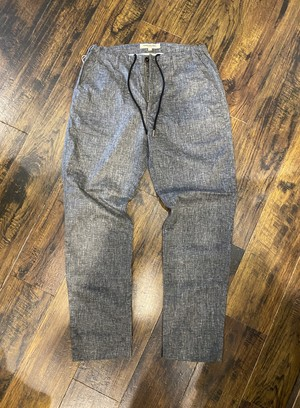 F.O.B FACTORY  Easy Pants / CHARCOAL