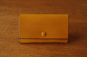 【受注生産】Business Card Case/yellow