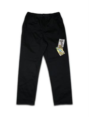 1&9 WIDE WORK PANTS black