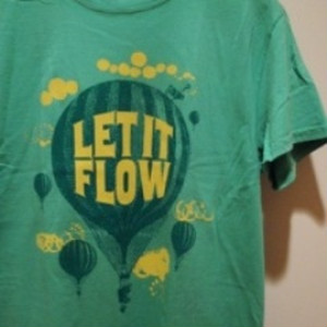 "2K BY GINGHAM | 【超特価SALE!!!】 "" LET IT FLOW "" T-Shirt"