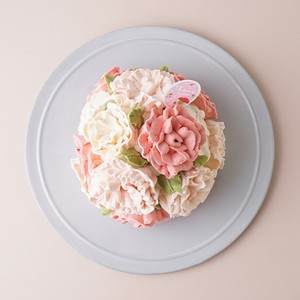 ローズフラワーケーキ
