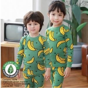 【19AW】バナナのルームウェア / 韓国子供服