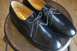 N.S. 00's French Military service Shoes