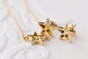 Twinkle Star ピアス