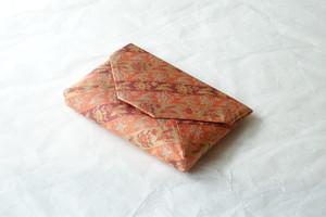 日本製 正絹(しょうけん) 数寄屋袋(すきやぶくろ)正倉院 有栖川裂(ありすがわぎれ)