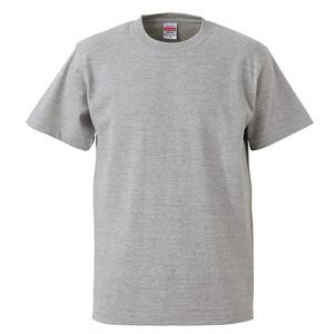 プリント用Tシャツ(半袖)グレー S~XL