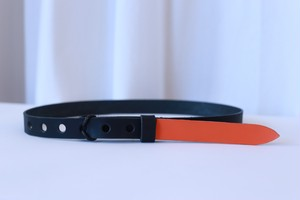 "【ご予約商品】TULIP EN MESEN ""Paint Loop Belt"" [S]"