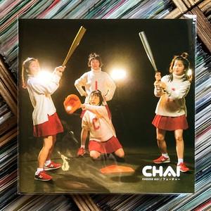 CHAI / CHOOSE GO! / フューチャー[新品7inch]