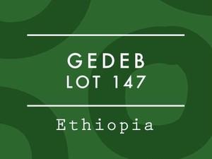 【お得!500g】Ethiopia / GEDEB LOT 147