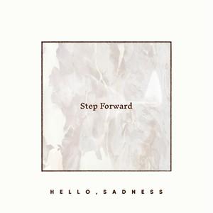 Step Forward 四角缶バッジ