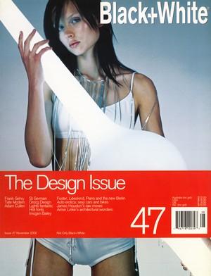 (not only) Black+White magazine 2000年 11月号 Issue 47