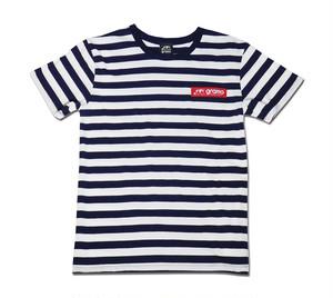 Tシャツ「benign」(ネイビー/T-025)