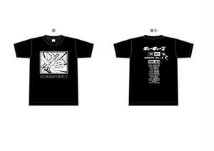 【ギャーギャーズ】ON!OFF!カチカチやっちゃってツアー2018 Tシャツ