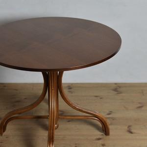 Bentwood Cafe Table / ベントウッド カフェ テーブル〈丸テーブル・サイドテーブル・2人掛けテーブル〉 112116