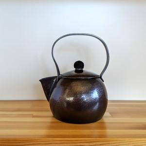 銅製 やかん ペリカン口型