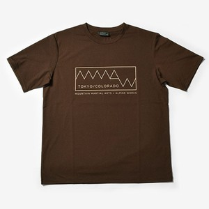 MMAW Logo Tee (Brown)