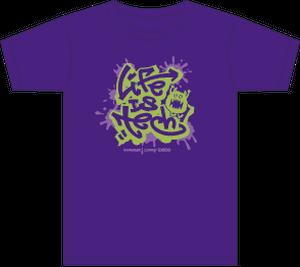 SUMMER CAMP 2020 Tシャツ - パープル