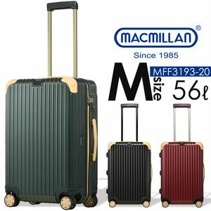 【アウトレット】 MACMILLAN No.3193 Mサイズ ファスナーキャリー