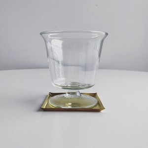 Reuse Glass Cup