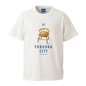 護国神社 蚤の市(椅子) Tシャツ