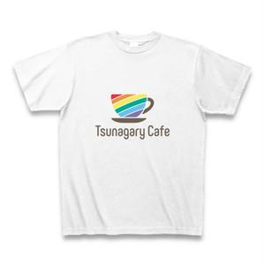Tsunagary Cafe Tシャツ(ホワイト)