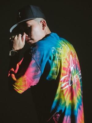 """THA 4 ELEMENTS"" T-Shirt (Rainbow)"