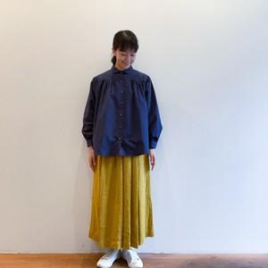 C-52730 Cotton/Wool Plain Cloth Sheperdess Blouse