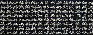 てぬぐい:自転車