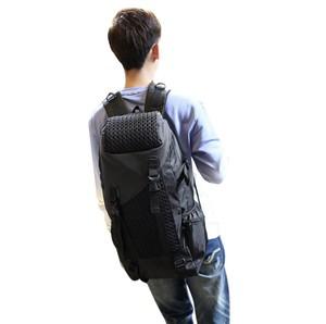 バッグパック 旅行 登山 カジュアルリュック 通勤通学 シンプル 男女兼用