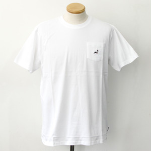 MINI LOGO POCKET TEE (WHITE)