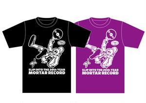 モルタル20年目突入記念『滑り込み』Tシャツ