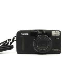 【New】Canon Autoboy S Black
