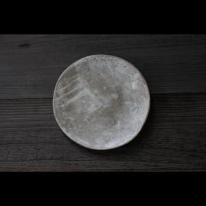 """英国の陶芸アーティスト【SARAH JERATH】""""TREE ASH"""" 24cm  Plate  プレート 大皿 No.1"""