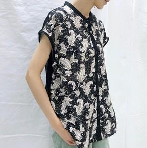 ペイズリーブラウス【paisley blouse】