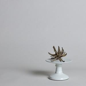 rpm /  高杯(たかつき)  平なり【小】〈陶器 / 食器 / お皿 / コンポート / ケーキスタンド / アクセサリー 〉