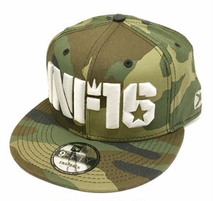 INFINITY16 × NEW ERA 3D STAR CAMOUFLAGE
