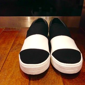 RFW / アールエフダブリュー | ROLL CANVAS SLIP-ON SNEAKER