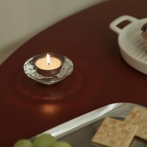 daiamond crystal candle holder / ダイアモンド クリスタル ティーライト キャンドルホルダー 韓国 雑貨