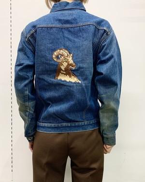 ~1980s MADE lN USA Levi's70705 denim jacket【18】