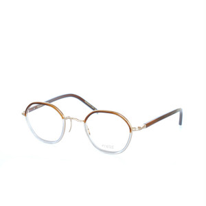 ayame:アヤメ 《HEX -ヘックス col.BRC》 眼鏡 ヘキサゴン