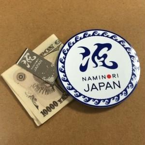 NAMINORI JAPAN ステッカー・マネークリップ セット