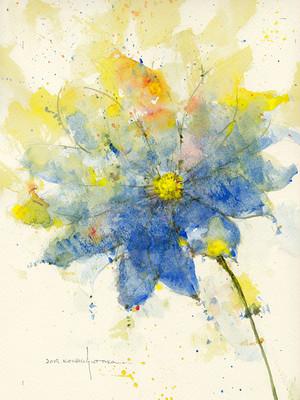 Flower 14 (額縁付き)