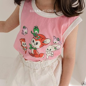 «sold out» Bambi sleeveless 3colors バンビノースリーブ