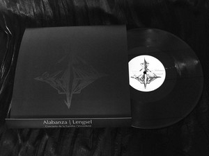 Concierto de la Familia / Viviankrist「Alabanza | Lengsel」10inchレコード