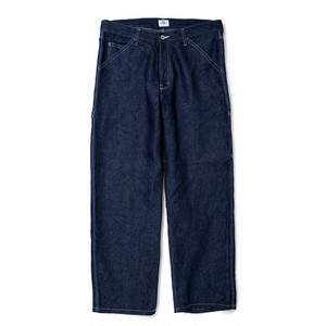 "Just Right ""LST Painter Linen Denim"" Indigo"