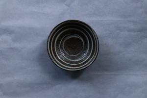 井上茂 刷毛目鉢小皿